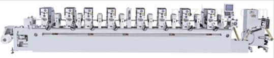 奈本FK300高速间歇轮转凸版印刷机