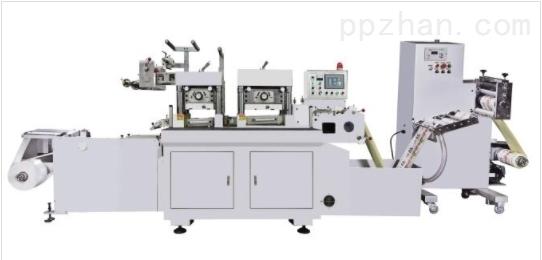 奈本FY320�坞p工位伺服高速平板模切�C