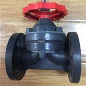 G41F-10UPUVC塑料隔膜阀