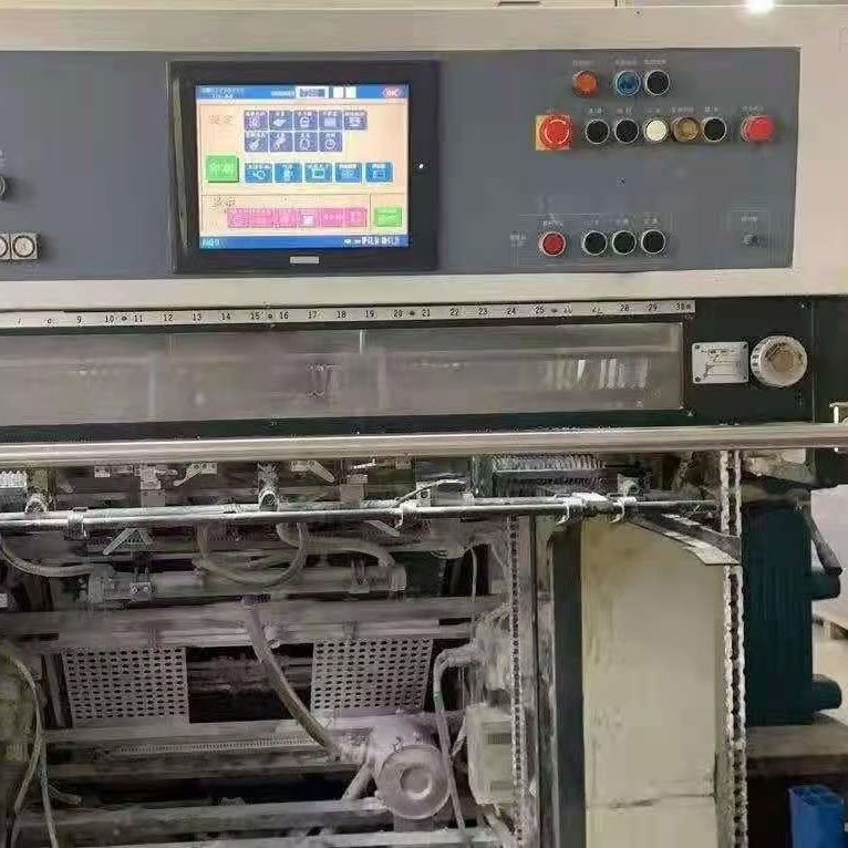 出售 秋山BT440对开四色印刷机
