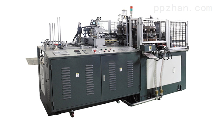 SMD-80B全自动中速纸碗机