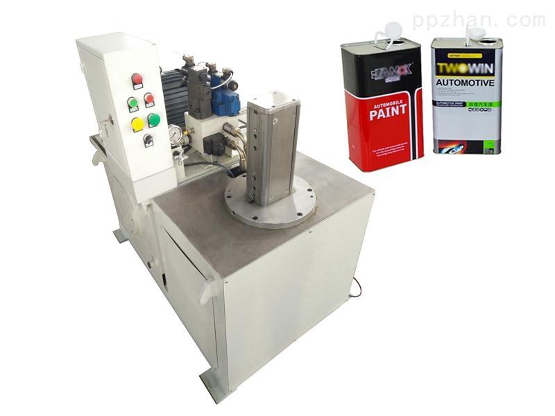 方罐(1-5L) 半自动生产线