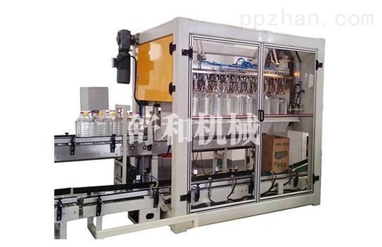 SH-ZX02自动圆盘式移栽装箱机