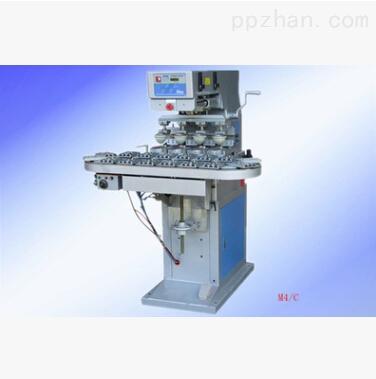 低价批发东莞M4C四色转盘移印机