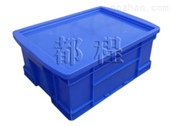 X215塑料周转箱(箱盖可选)