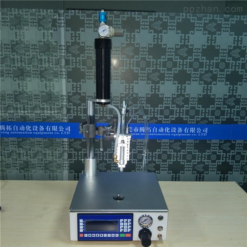 300CC硅胶自动圆形点胶机