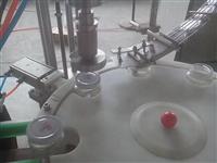 厂家直销玻璃盖马口铁盖全自动单头旋盖机