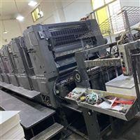 出售90年sm102对开5色印刷机
