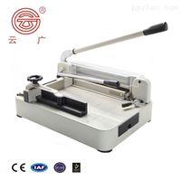 YG-868精密厚层切纸机
