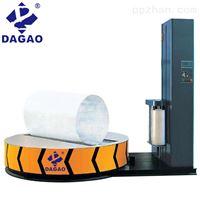 DG-2100圆筒式顶出型缠膜机、裹包机